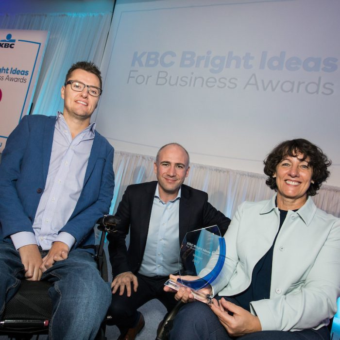 KBC Bright business ideas
